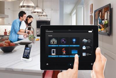Crestron-iPad