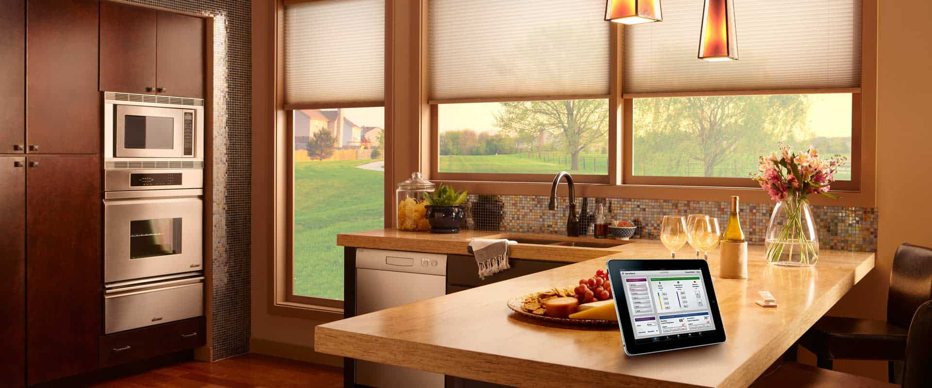 Lighting & Shade Control Systems