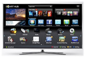 Samsung Home Theater TV