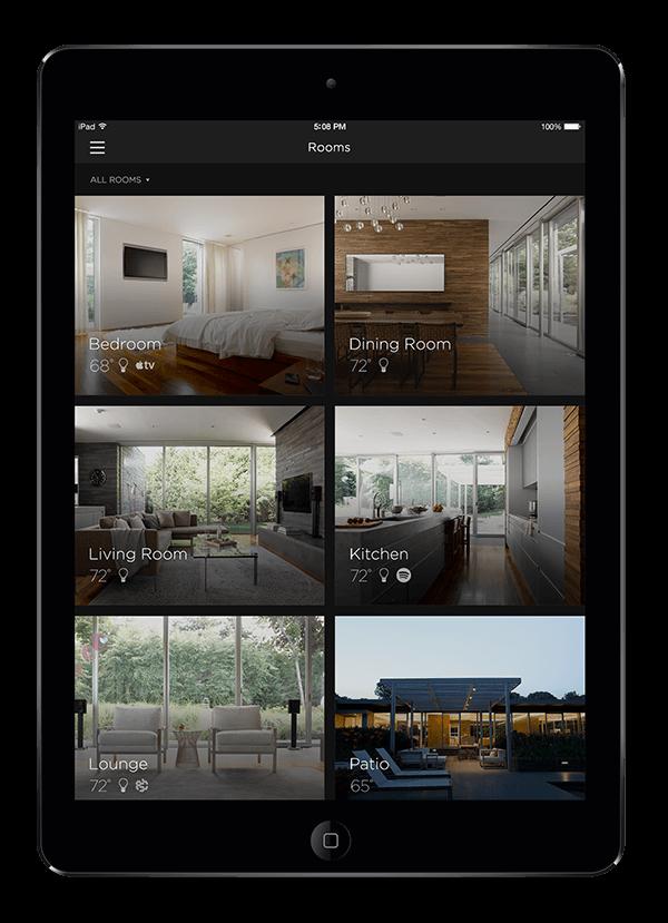 Savant iPad Smart Home