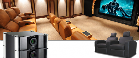 Home Theater Audio