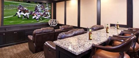 Football Home Theater