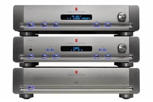 Parasound Audio Amplifiers