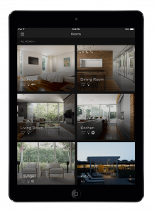 Savant iPad Smart Home